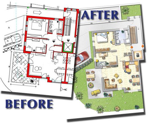 estate floor plan maker